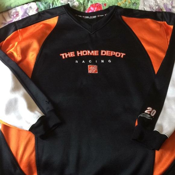 a7b8c0b4d Mens XL racing sweatshirt. M_5b82e5f5b6a942d37f362d8f
